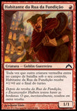 Habitante da Rua da Fundição / Foundry Street Denizen-Magic: The Gathering-MoxLand
