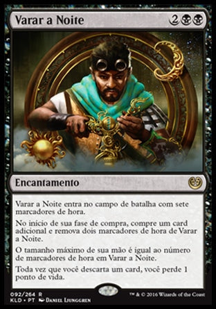 Varar a Noite / Midnight Oil-Magic: The Gathering-MoxLand