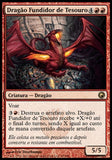 Dragão Fundidor de Tesouro / Hoard-Smelter Dragon-Magic: The Gathering-MoxLand