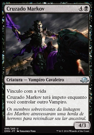 Cruzado Markov / Markov Crusader-Magic: The Gathering-MoxLand
