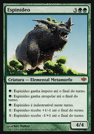 Espinídeo / Thornling-Magic: The Gathering-MoxLand