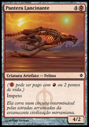Pantera Lancinante / Slash Panther-Magic: The Gathering-MoxLand