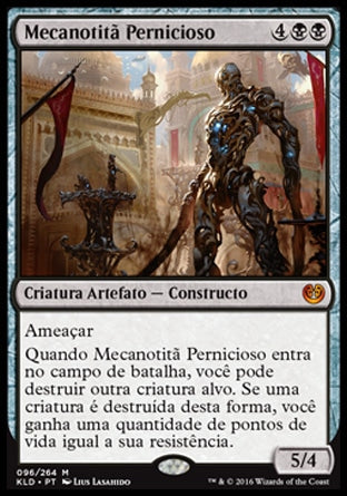 Mecanotitã Pernicioso / Noxious Gearhulk-Magic: The Gathering-MoxLand