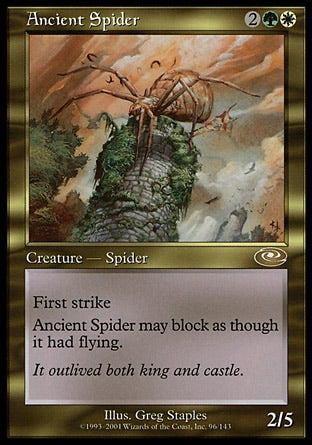 Aranha Anciã / Ancient Spider-Magic: The Gathering-MoxLand