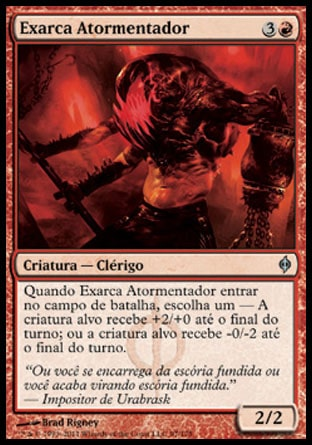Exarca Atormentador / Tormentor Exarch-Magic: The Gathering-MoxLand