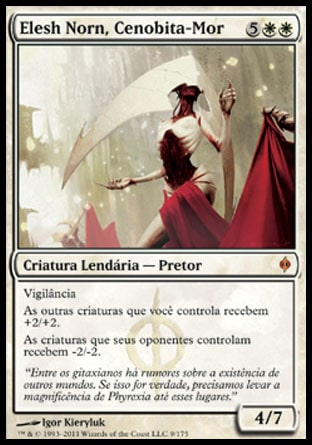 Elesh Norn, Cenobita-Mor / Elesh Norn, Grand Cenobite-Magic: The Gathering-MoxLand