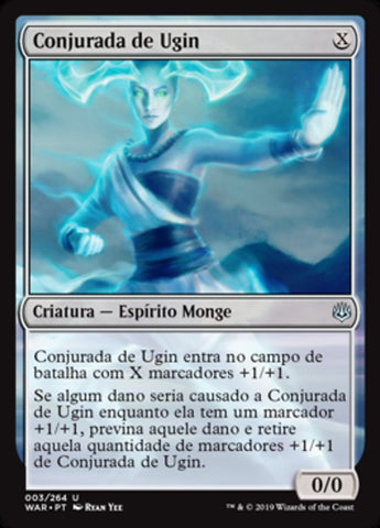 Conjurada de Ugin / Ugin's Conjurant-Magic: The Gathering-MoxLand