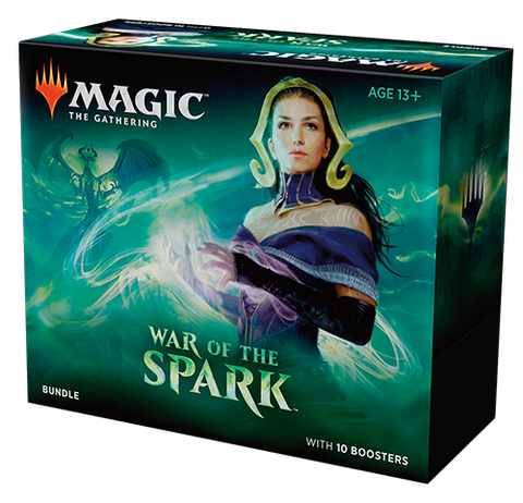 Bundle - A Guerra da Centelha / War of the Spark-Magic: The Gathering-MoxLand