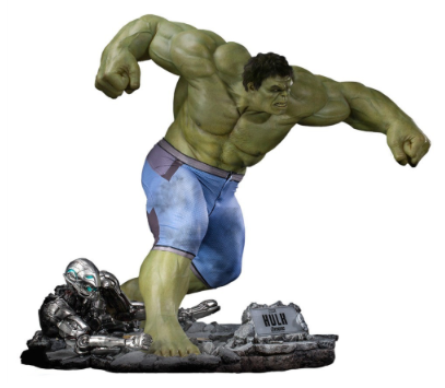 Age of Ultron Hulk - 1/3 Cinemaquette-CINEMAQUETTE-MoxLand