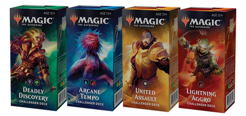 Challenger Decks 2019-Magic: The Gathering-MoxLand