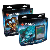 Commander Kaldheim - 1 Deck de cada-Magic: The Gathering-MoxLand