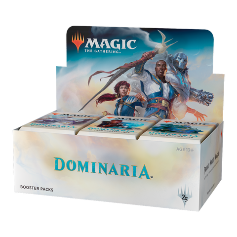 Box - Dominária / Dominaria-Magic: The Gathering-MoxLand