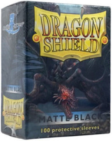 Dragon Shield - Black Matte-Dragon Shield-MoxLand