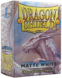 Dragon Shield - White Matte-Dragon Shield-MoxLand