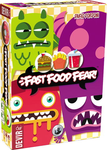 Fast Food Fear-MoxLand-MoxLand