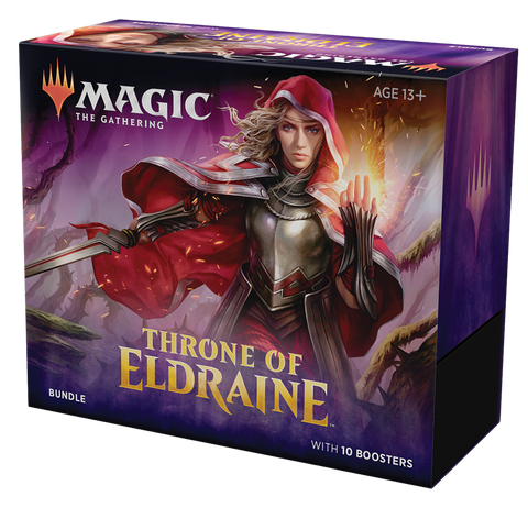 Bundle - Trono de Eldraine / Throne of Eldraine-Magic: The Gathering-MoxLand