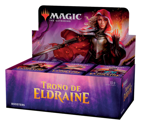Box - Trono de Eldraine / Throne of Eldraine-Magic: The Gathering-MoxLand