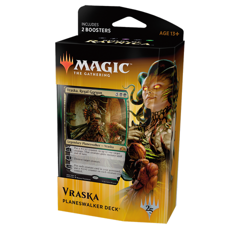 Planeswalker Deck - Guildas de Ravnica Vraska-Magic: The Gathering-MoxLand
