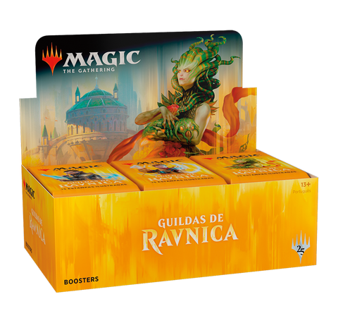 Box - Guildas de Ravnica / Guilds of Ravnica-Magic: The Gathering-MoxLand