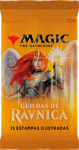 Booster - Guildas de Ravnica / Guilds of Ravnica-Magic: The Gathering-MoxLand