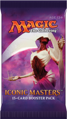 Booster - Iconic Masters / Iconic Masters-Magic: The Gathering-MoxLand