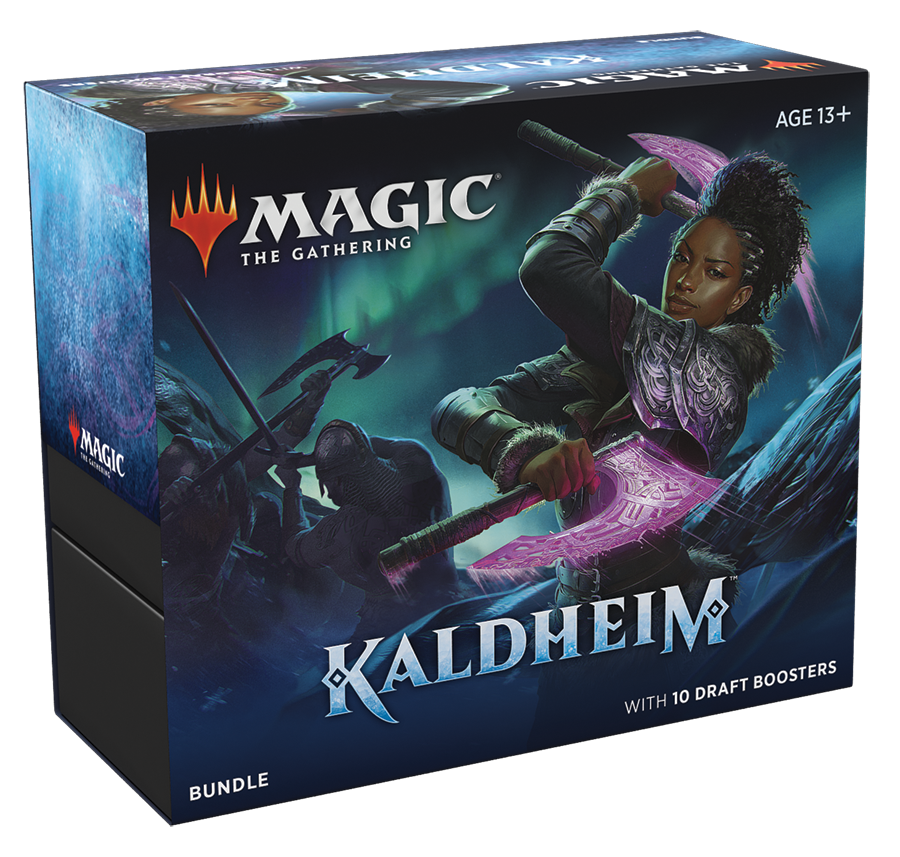 Bundle - Kaldheim-Magic: The Gathering-MoxLand