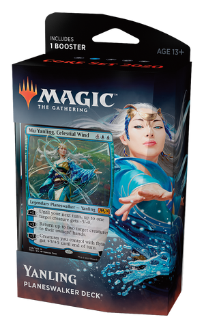 Planeswalker Deck - Magic 2020 Yanling-Magic: The Gathering-MoxLand