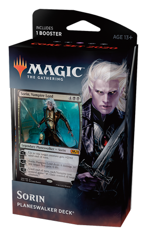 Planeswalker Deck - Magic 2020 Sorin-Magic: The Gathering-MoxLand