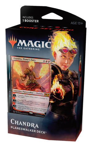 Planeswalker Deck - Magic 2020 Chandra-Magic: The Gathering-MoxLand