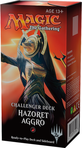 Challenger Deck - Hazoret Aggro-Magic: The Gathering-MoxLand