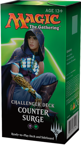 Challenger Deck - Counter Surge-Magic: The Gathering-MoxLand