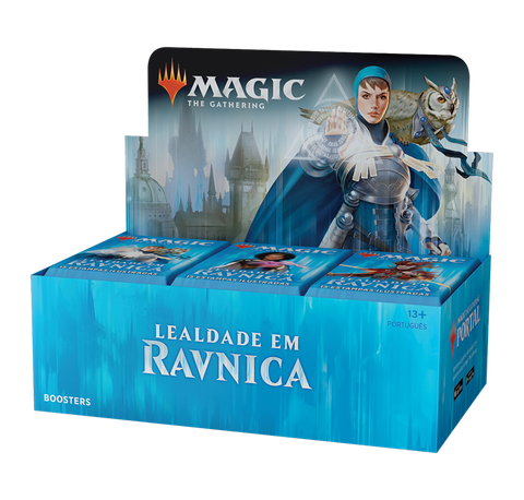 Box - Lealdade em Ravnica / Ravnica Allegiance-Magic: The Gathering-MoxLand