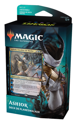 Planeswalker Deck - Theros Além da Morte Ashiok-Magic: The Gathering-MoxLand