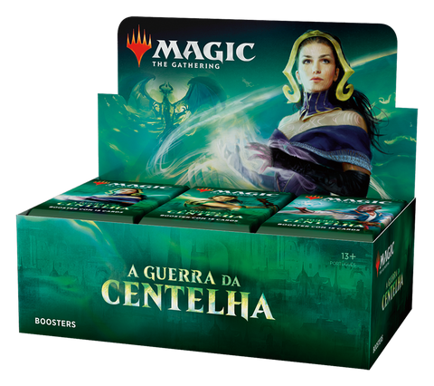 Box - A Guerra da Centelha / War of the Spark-Magic: The Gathering-MoxLand
