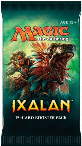 Booster - Ixalan / Ixalan-Magic: The Gathering-MoxLand