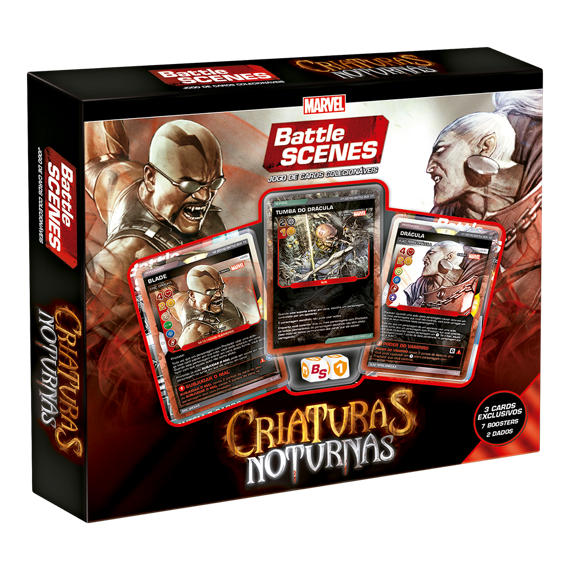 Battle Box - Criaturas Noturnas-Battle Scenes-MoxLand