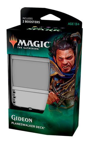 Planeswalker Deck - A Guerra da Centelha Gideon-Magic: The Gathering-MoxLand