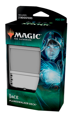 Planeswalker Deck - A Guerra da Centelha Jace-Magic: The Gathering-MoxLand