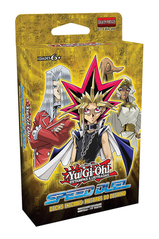 Starter Deck - Speed Duel Mestres do Destino-Yu-Gi-Oh!-MoxLand