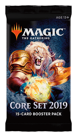 Booster - Magic 2019 / Magic 2019-Magic: The Gathering-MoxLand