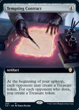 Contrato Tentador / Tempting Contract-Magic: The Gathering-MoxLand