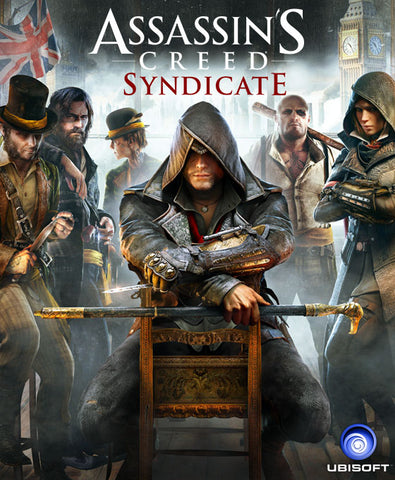 Assassins: Creed Syndicate - PS4-UBISOFT-MoxLand