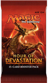 Booster - Hora da Devastação / Hour of Devastation-Magic: The Gathering-MoxLand