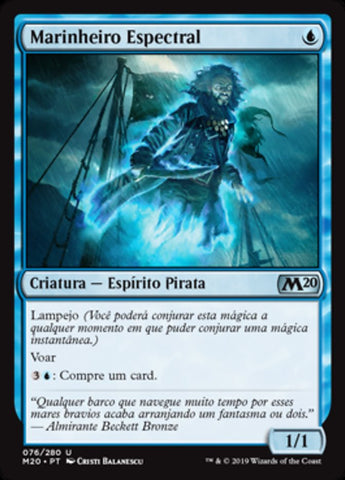Marinheiro Espectral / Spectral Sailor-Magic: The Gathering-MoxLand