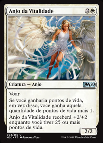 Anjo da Vitalidade / Angel of Vitality-Magic: The Gathering-MoxLand