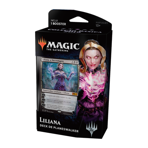 Planeswalker Deck - Magic 2019 Liliana-Magic: The Gathering-MoxLand