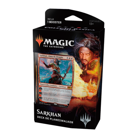 Planeswalker Deck - Magic 2019 Sarkhan-Magic: The Gathering-MoxLand