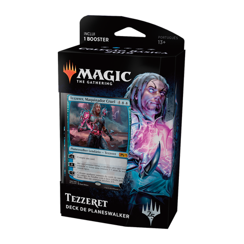 Planeswalker Deck - Magic 2019 Tezzeret-Magic: The Gathering-MoxLand