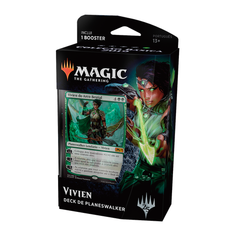 Planeswalker Deck - Magic 2019 Vivien-Magic: The Gathering-MoxLand