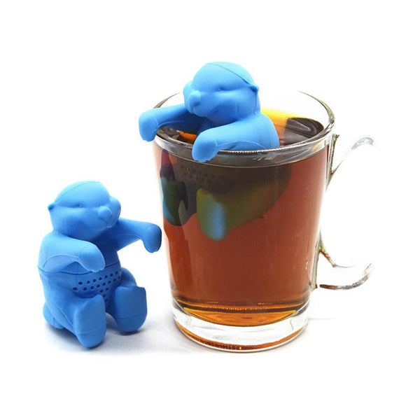 Otter Shaped Tea Infuser